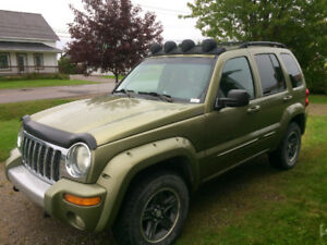 2003 Jeep Liberty Renegade, 3500$