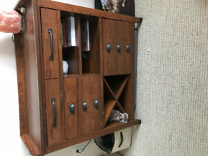 Solid wood Tv stand or change table
