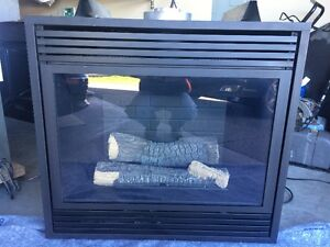 "Majestic ""Temco"" 36CDV Gas Fireplace"