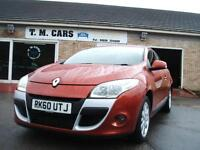 2010 60 Renault Megane 1.5dCi Coupe **52k / £30 Tax**