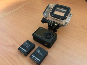 Activeon CX action camera (Full HD 1080p at 30fps)