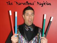 The Marvellous Magician...Superb Comedy-Magic For Children!