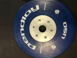 Pendlay Bumper Plate Set