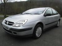 03/53 CITROEN C5 2.0 HDI LX IN MET SILVER WITH ONLY 91,000 MILES (P/X TO CLEAR)