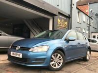 2014 Volkswagen Golf 1.6TDI ( 110ps ) BLUEMOTION