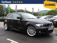 2010 BMW 1 SERIES 118i M Sport 3dr