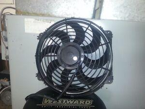 Fan de radiateur