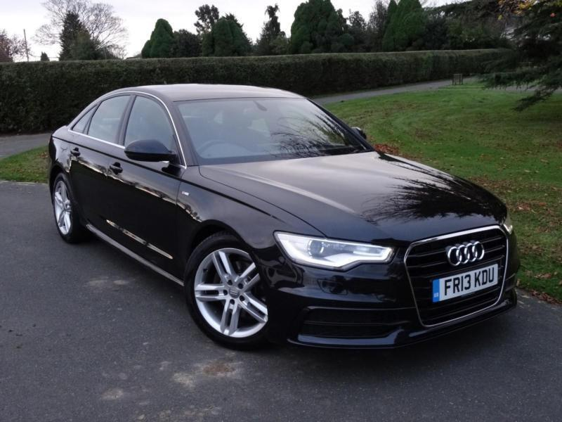 audi a6 2 0 tdi s line multitronic 2013 13 in ilford london gumtree. Black Bedroom Furniture Sets. Home Design Ideas