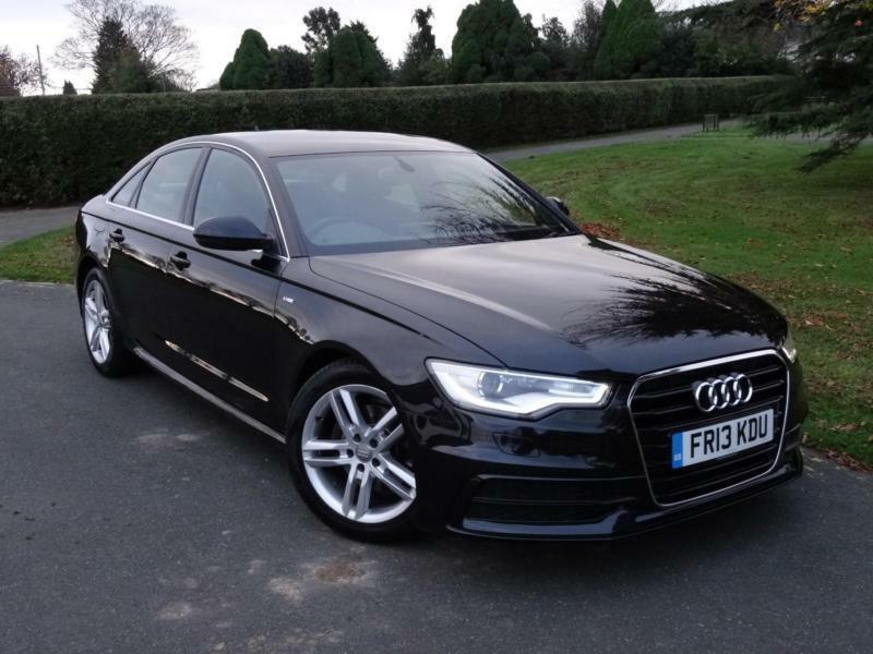 audi a6 2 0 tdi s line multitronic 2013 13 in ilford. Black Bedroom Furniture Sets. Home Design Ideas