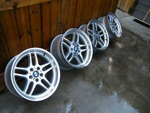 BMW Style 37 M- Parallel wheels $600