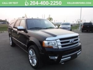 2017 Ford Expedition Max PlatinumMax