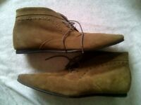 Peter Wurth Suede Shoes