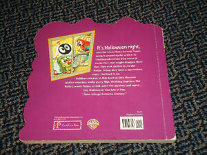 Baby Looney Tunes Visit a Haunted House Board book Lift The Flap Kingston Kingston Area image 2