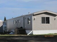 Manufactured Home Site for Rent, Near Downtown Grande Prairie