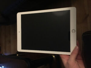 New rose gold iPad 6th generation