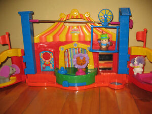 Cirque Fisher Price