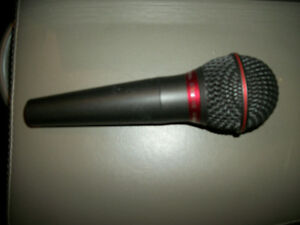 MICROPHONES & STANDS ** SPEAKER STANDS ** CABLE ** ETC..