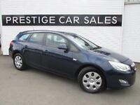 2012 Vauxhall Astra 1.7 CDTi ecoFLEX 16v Exclusiv 5dr