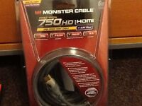 Monster cable 6 m /750 HD HIGH SPEED