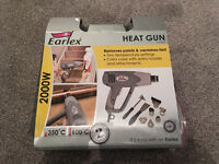 2000W Hot Air / Heat Gun VGC