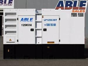 125 kVA 415V Diesel Generator - Cummins Powered
