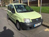 Fiat Panda 2005 DIESEL MOT CHEAP TAX