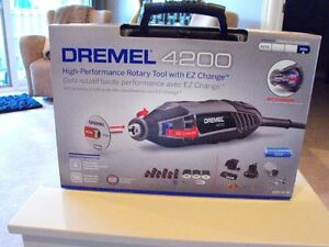 DREMEL 4200 HIGH PERFORMANCE ROTARY TOOL