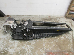 FRAME CHASSIS TUNNEL SKIDOO MX-Z 800R REV XP 2011 1000$
