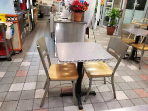 Nice restaurant tables for sale