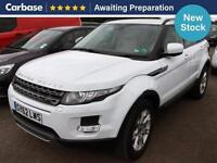 2012 LAND ROVER RANGE ROVER EVOQUE 2.2 TD4 Pure 5dr [Tech Pack] SUV 5 Seats