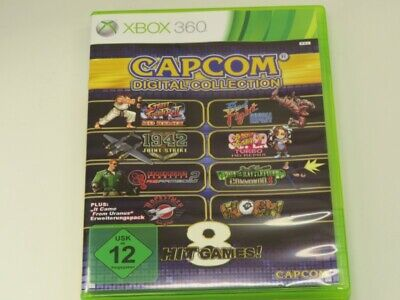 !!! XBOX 360 SPIEL Capcom Digital Collection GUT !!!