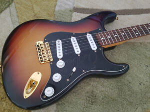 07' Fender Stratocaster SRV (Stevie Ray Vaughn)