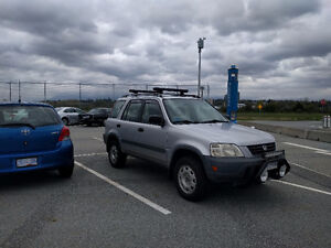 2001 Honda CR-V 5-speed manual RT4WD