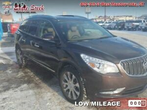 2016 Buick Enclave Leather  FOR MORE INFO TEXT (306)921-9811