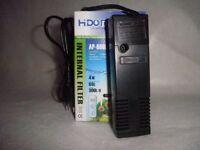 Small Hidom Internal Filter