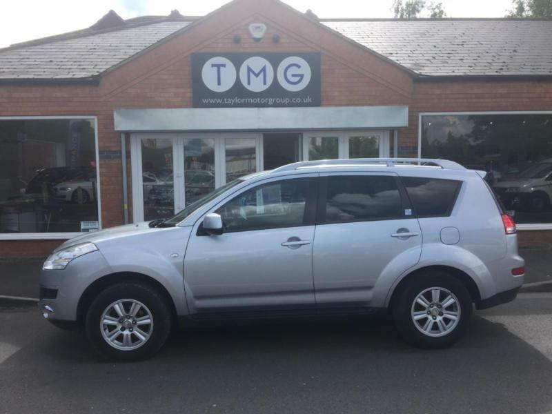 2008 CITROEN C CROSSER 2.2 HDi VTR Plus