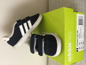 Baby Adidas / Gap Shoes Size 5 Take All Box Not Included