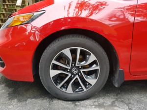 2015 HONDA CIVIC SPORT RIMS AND TIRES
