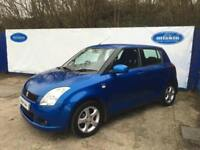 2006 56 Suzuki Swift 1.5 ( 101bhp ) GLX 5 Door