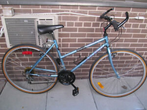 RALEIGH SPORTS BIKE  ( OPEN TO REASONABLE  OFFERS )