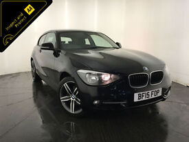 2015 BMW 120D SPORT DIESEL 1 OWNER SERVICE HISTORY FINANCE PX WELCOME