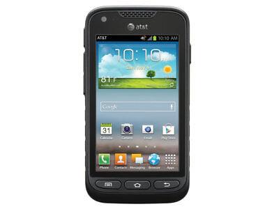 New Samsung Galaxy Rugby Pro SGH-I547 8GB Bad AT&T Unlocked Rugged Smartphone