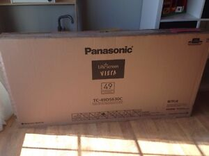 49 inch LCD, 1080p , brand new in box. 879.00 at best buy.
