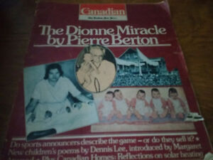The Dionne Miracle by Pierre Berton