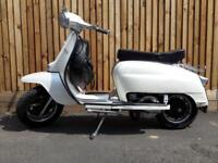 Lambretta Li 150 (175 TOP END) 1963
