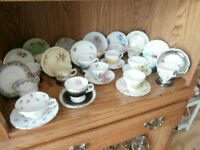 Large Selection of Bone China Teacups at KeepSakes from $3