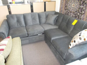 Crazy Sale on New Sectional. $999. Limited numbers available.