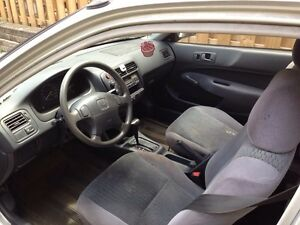 2000 Honda Civic low kilometres Kitchener / Waterloo Kitchener Area image 3