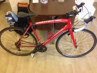 Specialized Allez 2013 56cm L frame with extras