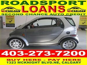 2006 Smart Fortwo 2 DOOR ON AISH? $500 DOWN APPROVED APPLY NOW